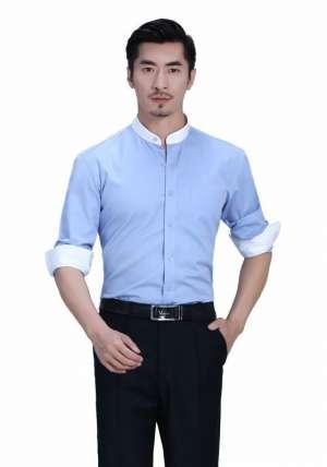 北京定制衬衫的高级面料!
